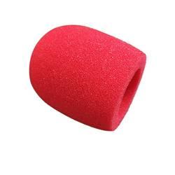 Osłona przeciwwietrzna do mikrofonu MCC-001 Czerwona