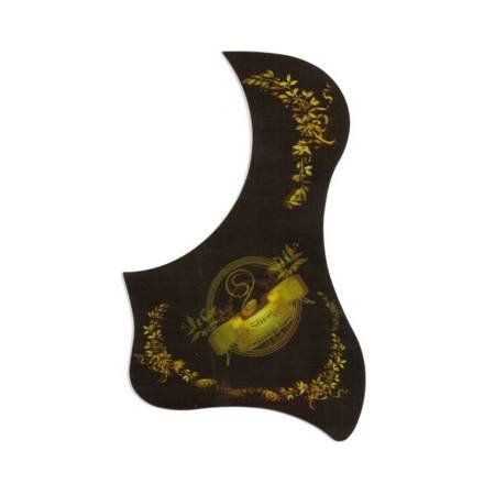 Kołek do mostka gitary MZ-01 kremowy