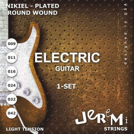 Struny do gitary elektrycznej EG0942 JEREMI