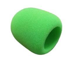 Osłona przeciwwietrzna do mikrofonu MCC-001 Zielona