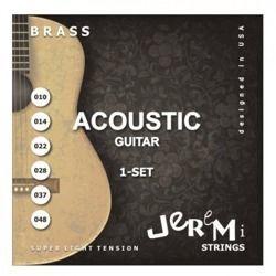 Struny do gitary akustycznej AK1048 JEREMI (10-48)