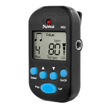 Metronom elektroniczny MEIDEAL M50 Black